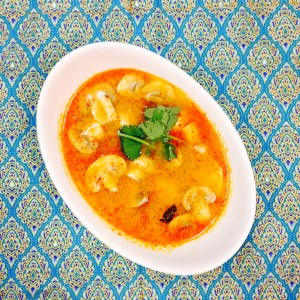 Tom Yum Goong the recipe